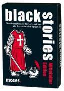 Cover-Bild zu Black stories - Mittelalter Edition von Harder, Corinna