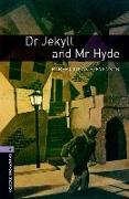 Cover-Bild zu Stevenson, Robert Louis: Oxford Bookworms Library: Level 4:: Dr Jekyll and Mr Hyde