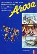 Cover-Bild zu Haldimann, Ueli (Hrsg.): Arosa