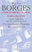 Cover-Bild zu Gesammelte Werke in zwölf Bänden. Band 11: Der gemeinsamen Werke erster Teil (eBook) von Borges, Jorge Luis