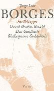 Cover-Bild zu Gesammelte Werke in zwölf Bänden. Band 6: Der Erzählungen zweiter Teil (eBook) von Borges, Jorge Luis
