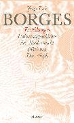 Cover-Bild zu Gesammelte Werke in zwölf Bänden. Band 5: Der Erzählungen erster Teil (eBook) von Borges, Jorge Luis