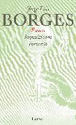 Cover-Bild zu Gesammelte Werke in zwölf Bänden. Band 3: Der Essays dritter Teil (eBook) von Borges, Jorge Luis