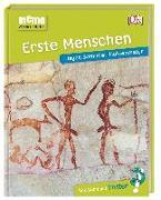Cover-Bild zu memo Wissen entdecken. Erste Menschen