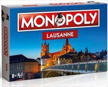 Cover-Bild zu Monopoly Lausanne