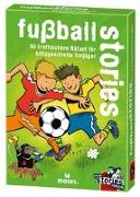 Cover-Bild zu black stories junior - fußball stories