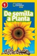 Cover-Bild zu National Geographic Readers: De Semilla a Planta (L1)