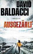 Cover-Bild zu Baldacci, David: Ausgezählt (eBook)