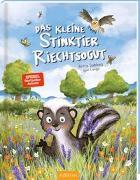 Cover-Bild zu Das kleine Stinktier Riechtsogut von Sabbag, Britta