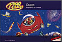Cover-Bild zu Pinoluna - Galaxis von Meyer, Till (Idee von)