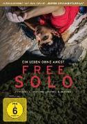 Cover-Bild zu Free Solo von Alex Honnold (Schausp.)
