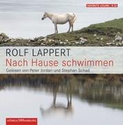 Cover-Bild zu Lappert, Rolf: Nach Hause schwimmen