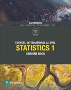 Cover-Bild zu Pearson Edexcel International A Level Mathematics Statistics 1 Student Book von Skrakowski, Joe