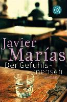 Cover-Bild zu Marías, Javier: Der Gefühlsmensch (eBook)