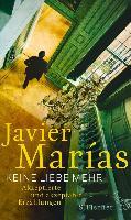 Cover-Bild zu Marías, Javier: Keine Liebe mehr (eBook)