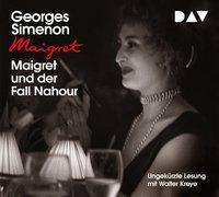 Cover-Bild zu Simenon, Georges: Maigret und der Fall Nahour