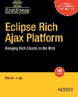 Cover-Bild zu Lange, Fabian: Eclipse Rich Ajax Platform: Bringing Rich Client to the Web