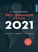 Cover-Bild zu Der neue Kosmos Welt- Almanach & Atlas von Aubel, Henning