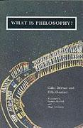 Cover-Bild zu Deleuze, Gilles: What is Philosophy?