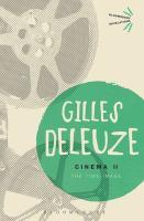 Cover-Bild zu Deleuze, Gilles: Cinema II