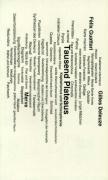 Cover-Bild zu Deleuze, Gilles: Tausend Plateaus. Kapitalismus und Schizophrenie