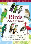 Cover-Bild zu Raffaele, Herbert A.: Birds of the West Indies