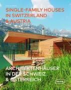 Cover-Bild zu Architektenhäuser in der Schweiz & Österreich von van Uffelen, Chris