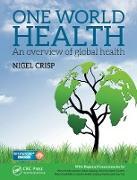 Cover-Bild zu Crisp, Lord Nigel: One World Health (eBook)