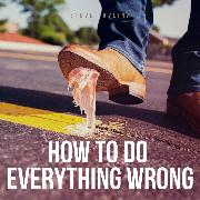 Cover-Bild zu How To Do Everything Wrong (Audio Download) von Pavlina, Steve