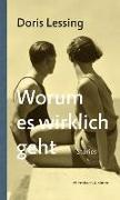 Cover-Bild zu Lessing, Doris: Worum es wirklich geht