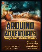 Cover-Bild zu Arduino Adventures (eBook) von Floyd Kelly, James