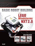 Cover-Bild zu Basic Robot Building With LEGO Mindstorms NXT 2.0 (eBook) von Baichtal, John