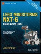Cover-Bild zu Lego Mindstorms NXT-G Programming Guide von Floyd Kelly, James