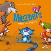 Cover-Bild zu Miezbert von Stütze, Annett