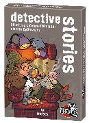 Cover-Bild zu Harder, Corinna: black stories junior - detective stories