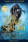 Cover-Bild zu Farley, Walter: The Black Stallion Adventures (eBook)