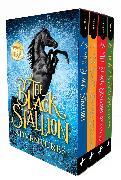 Cover-Bild zu Farley, Walter: The Black Stallion Adventures