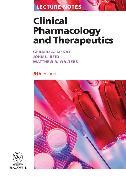 Cover-Bild zu Clinical Pharmacology and Therapeutics (eBook) von Mckay, Gerard A.