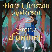 Cover-Bild zu Storie d'amore (Audio Download) von Andersen, H.C.