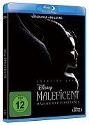 Cover-Bild zu Maleficent - Mächte der Finsternis - 3D + 2D