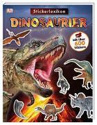 Cover-Bild zu Sticker-Lexikon. Dinosaurier