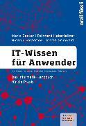 Cover-Bild zu IT-Wissen für Anwender von Becker, Mario