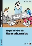 Cover-Bild zu Kompetenztests Mathematikunterricht - 9./10. Kl (eBook) von Bettner, Marco