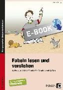 Cover-Bild zu Fabeln lesen und verstehen (eBook) von Herzog, Marisa