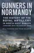 Cover-Bild zu Gunners in Normandy (eBook) von Baldwin, Frank