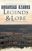 Cover-Bild zu Arkansas Ozarks Legends & Lore (eBook) von Carroll, Cynthia McRoy