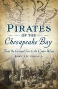 Cover-Bild zu Pirates of the Chesapeake Bay (eBook) von Goodall, Jamie L. H.