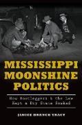 Cover-Bild zu Mississippi Moonshine Politics (eBook) von Tracy, Janice