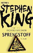 Cover-Bild zu Sprengstoff (eBook) von King, Stephen