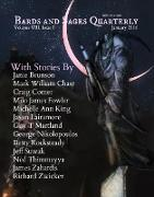 Cover-Bild zu Bards and Sages Quarterly (January 2016) (eBook) von Fowler, Milo James